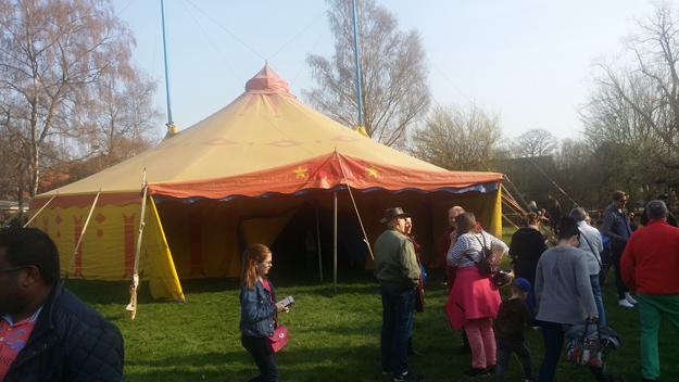 Circus In Denmark