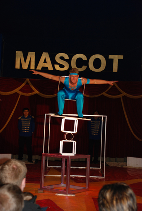 hansapark show acts