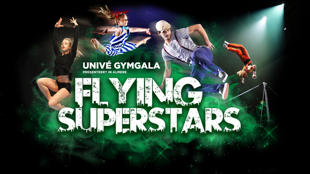 6a6d5ed1d38 Flying Superkids is the main attraction at the upcoming festival in Almere
