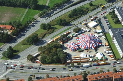 cirkus dannebrog bellahøj